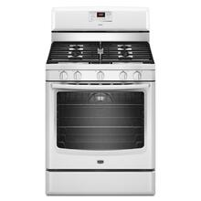 View Product - 5.8 cu. ft. Capacity Gas Range with EvenAir Convection