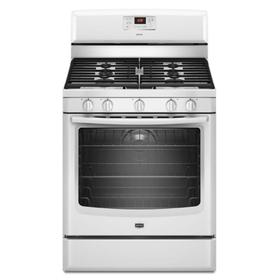 5.8 cu. ft. Capacity Gas Range with EvenAir Convection