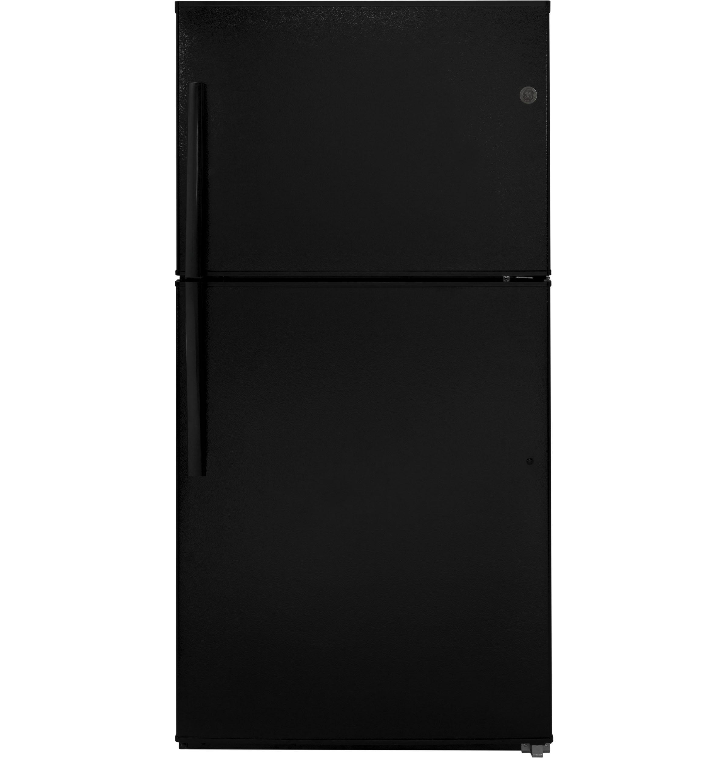 GEEnergy Star® 21.1 Cu. Ft. Top-Freezer Refrigerator
