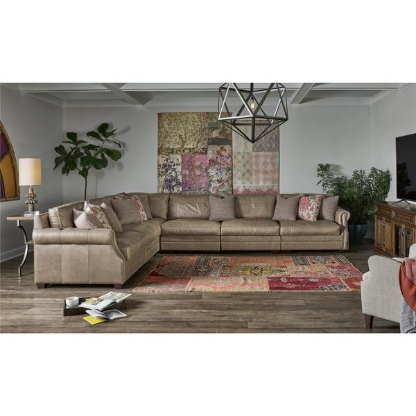 See Details - Carrington Sectional