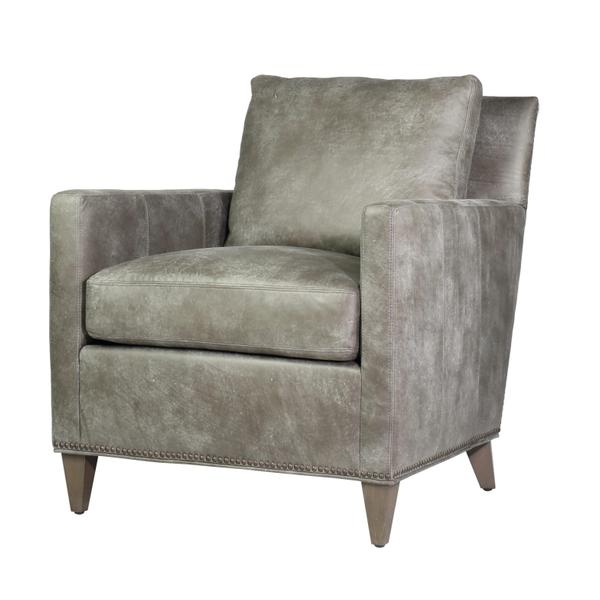See Details - Parker Chair in Demetra Pewter