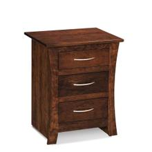 View Product - Garrett Nightstand with Drawers - Express