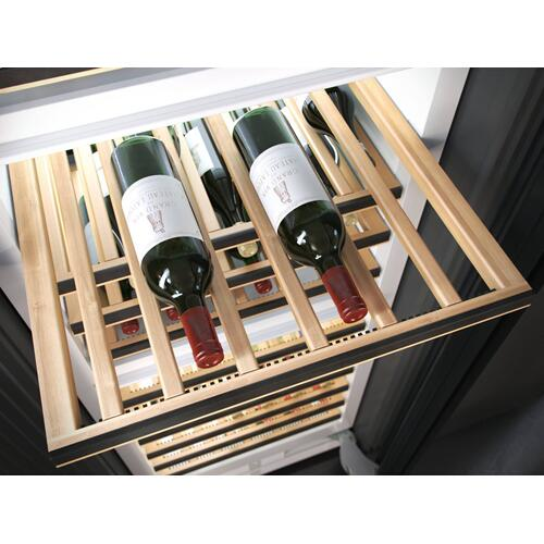 KWT 2661 SFS - MasterCool Wine Conditioning Unit For high-end design and technology on a large scale.