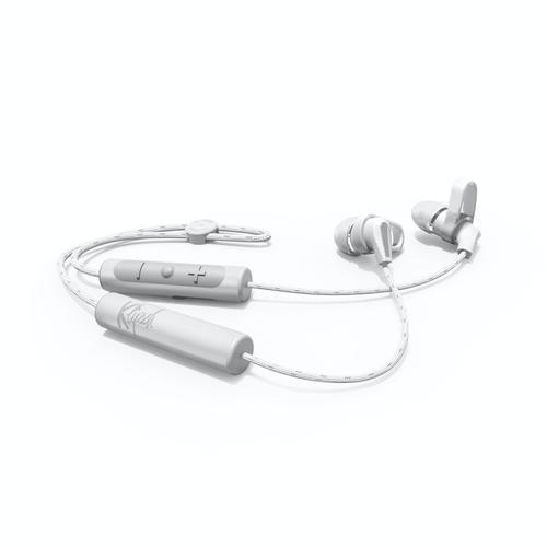T5 Sport Earphones - White