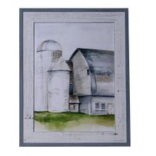 WATERCOLOR BARN 2