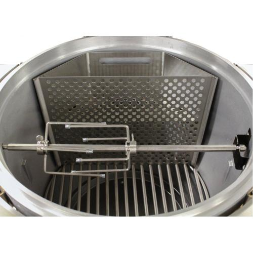 Blaze Grills - Blaze Easy Light Indirect Cooking System with Moisture Enhancing Pan