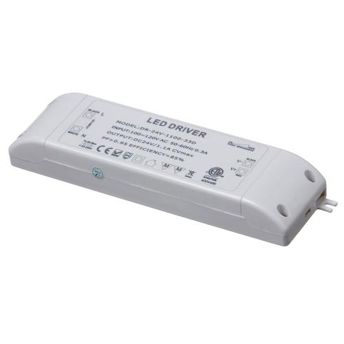 Product Image - 24v Dc 30w LED Dimmable Driver