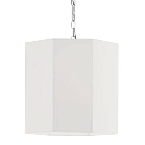 Product Image - 1lt Pendant, Mw W/ Wh Shade