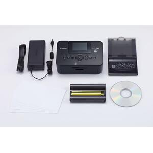 Canon SELPHY CP910 Black Wireless Wireless Compact Photo Printer