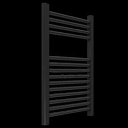 "Denby Towel Warmer 27"" x 18"" Plug-In Black Product Image"