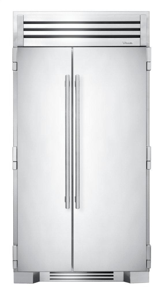 True Residential Side by Side Refrigerators
