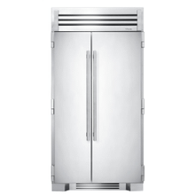 See Details - 42 Inch Solid Stainless Door Side-by-Side