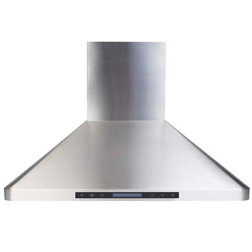 36 Wall-Mounted Range Hood