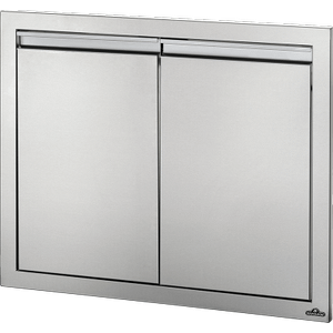 "Napoleon Grills30"" x 24"" Double Door , Stainless Steel"