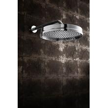 "Waldorf 12"" Rain Head - Polished Chrome"