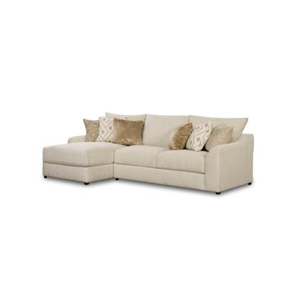 See Details - 9915 Vivian Two Piece Sectional with Chaise