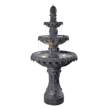 Ibiza - Tiered Fountain