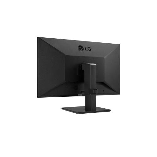 LG - 24'' TAA IPS FHD Monitor with USB Type-C™, Flicker Safe & Ergonomic Stand with Two-way Pivot