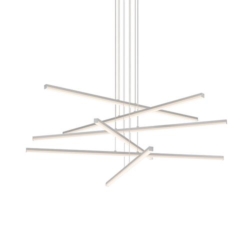 Stix 6-Arm LED Pendant
