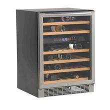 See Details - Model WCR5450DZ - Built-In or Free Standing Dual Zone Wine Cooler