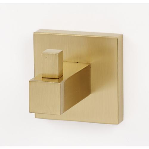 Contemporary II Robe Hook A8480 - Satin Brass