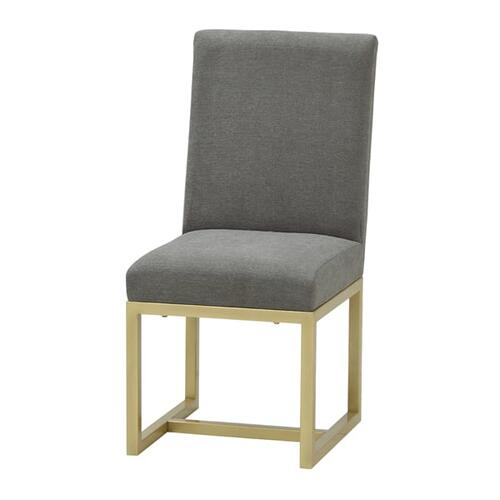 Tango Metal Base Side Chair