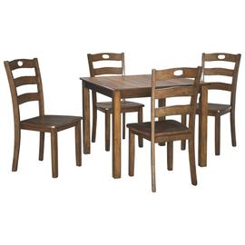 Hazelteen Dining Table and Chairs (set of 5)