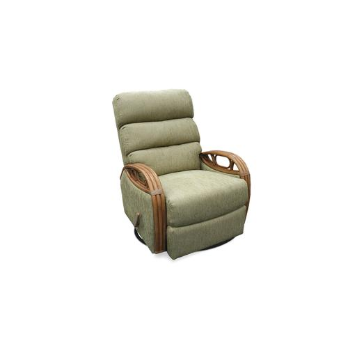 Capris Furniture - 303 Swivel Recliner Glider