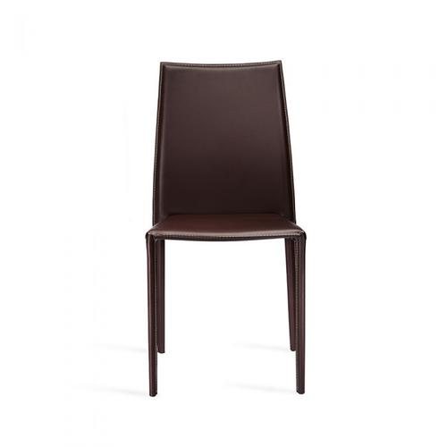 Van Stacking Chair - Brown