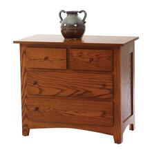 See Details - Elizabeth Lockwood Small Chest of Drawers