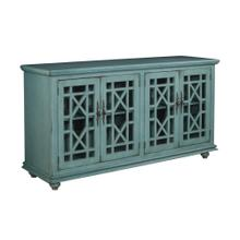 TV Stand - Teal