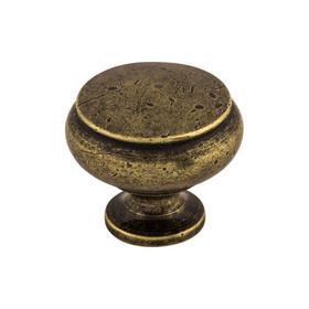 Cumberland Knob 1 1/4 Inch German Bronze
