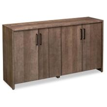 See Details - Wildwood Credenza, 60'w x 16'd x 34'h