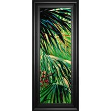 """""""Just Fronds"""" By Suzanne Wilkins Framed Print Wall Art"""