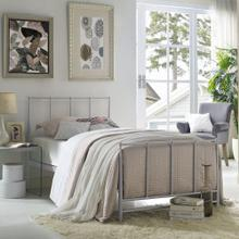 Estate Twin Bed in Gray