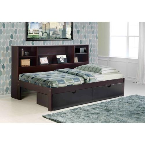 Innovations Furniture - Sicily Headboard With Venice Platform Bed With Ubc
