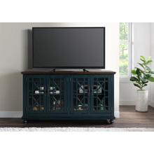 TV Stand - Blue