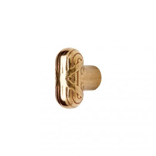 Ribbon & Reed Knob - CK474 White Bronze Medium