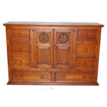Estate Mansion Dresser W/star