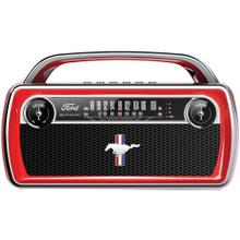 Mustang® Stereo Boombox with Bluetooth®
