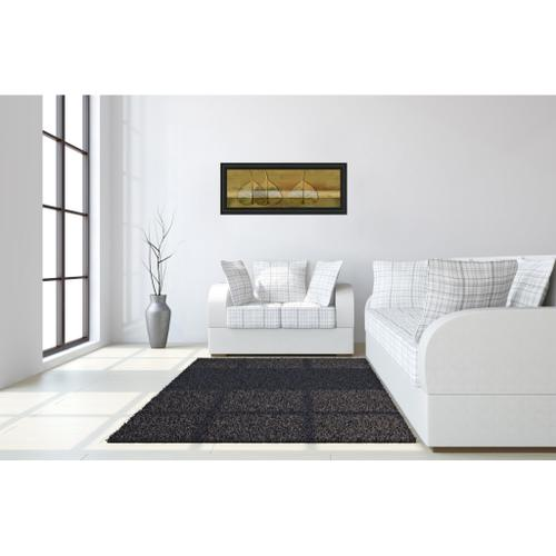"""""""Less Is More IV"""" By Patricia Pinto Framed Print Wall Art"""