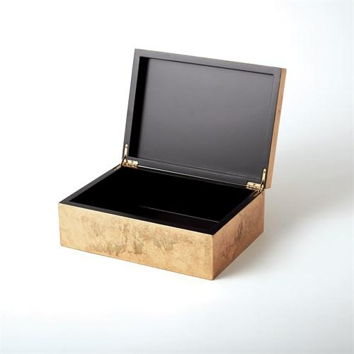 Luxe Gold Leaf Box-Sm