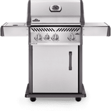 Rogue 425 SB with Range Side Burner , Stainless Steel , Propane