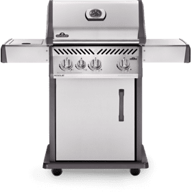 Rogue 425 SB with Range Side Burner , Stainless Steel , Natural Gas