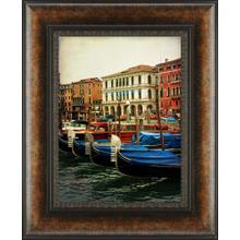 Venctian Canals II By Danny Head