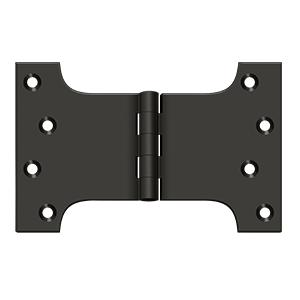 "4"" x 6"" Hinge - Oil-rubbed Bronze"