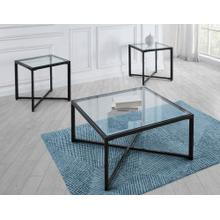 Crosby 3-Piece Set(Cocktail & 2 End Tables)
