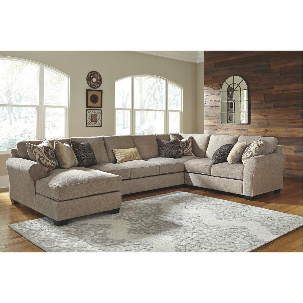 Product Image - Pantomine 4-piece Sectional With Chaise