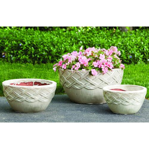 Trellis Bowl - Set of 3