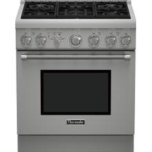 Floor Model - Thermador 30-Inch Pro Harmony® Standard Depth Gas Range